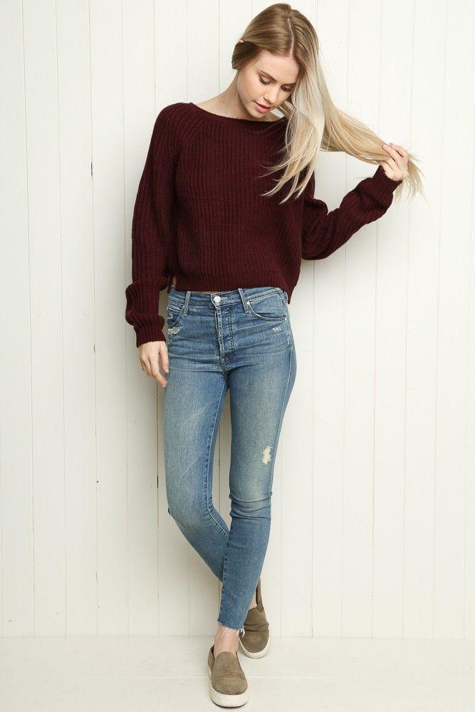 Brandy ♥ Melville | Gwen Sweater - Clothing