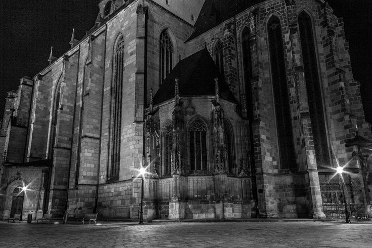 Night Pilsen - Noční Plzeň
