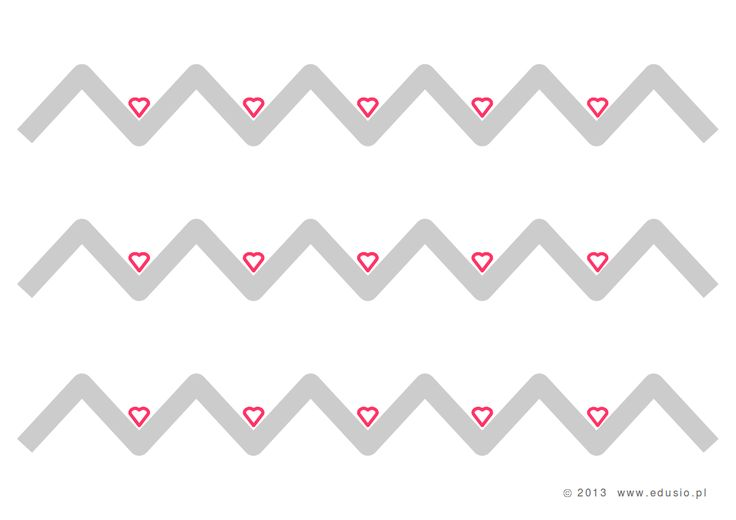 Szlaczki z serduszkami  Każdy obrazek można ściągnąć osobno lub wszystko pobrać w jednym pliku pdf  szlaczki z serduszkami  (117 kb)  Stąd ...