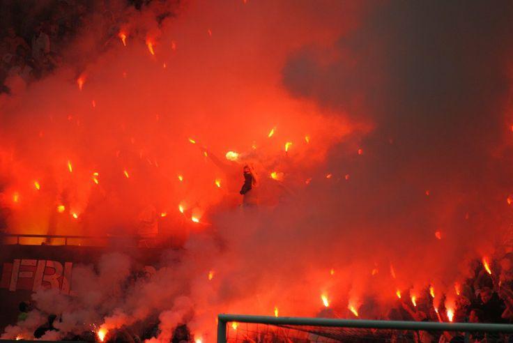 Feyenoord Rotterdam on 26-06-2011.