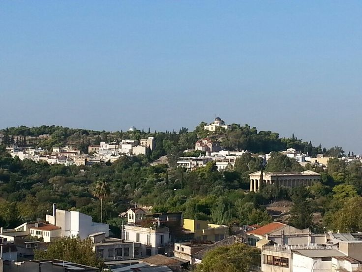 Breakfast with a view only @ AthenStyle Rooftop
