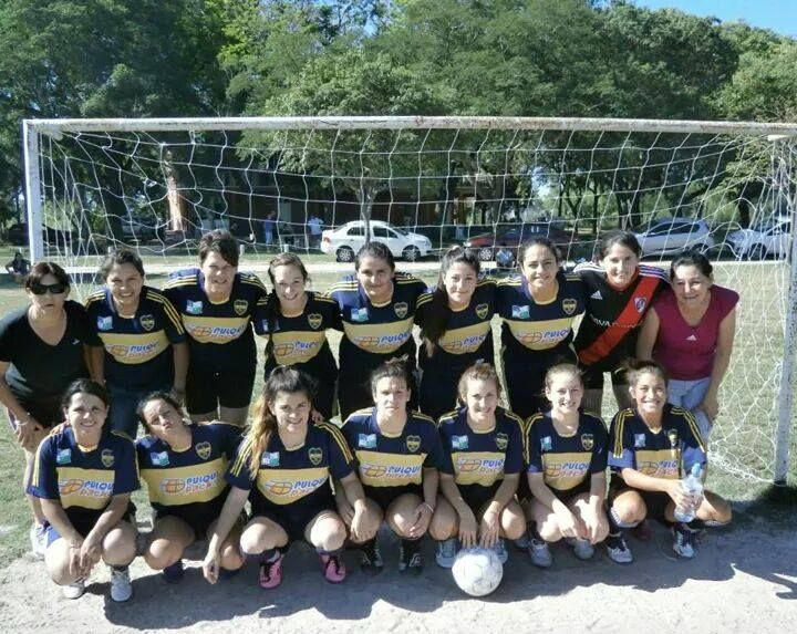 Equipo de Futbol femenino