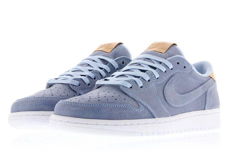 "#sneakers #news  Air Jordan 1 Low OG Premium ""Vachetta Tan"" Releases On April 1st"
