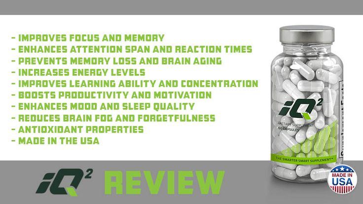 iQ2 Brain Review: Be More Productive with Improved Memory, Focus and Energy