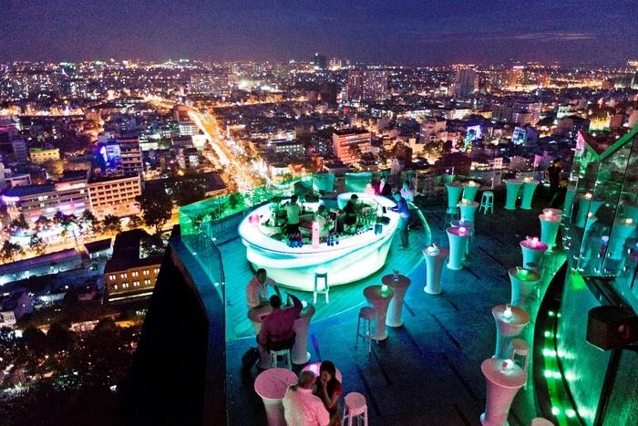 Chill (Viet Nam)  Restaurant and Bar Design Awards - Entry 2011/12