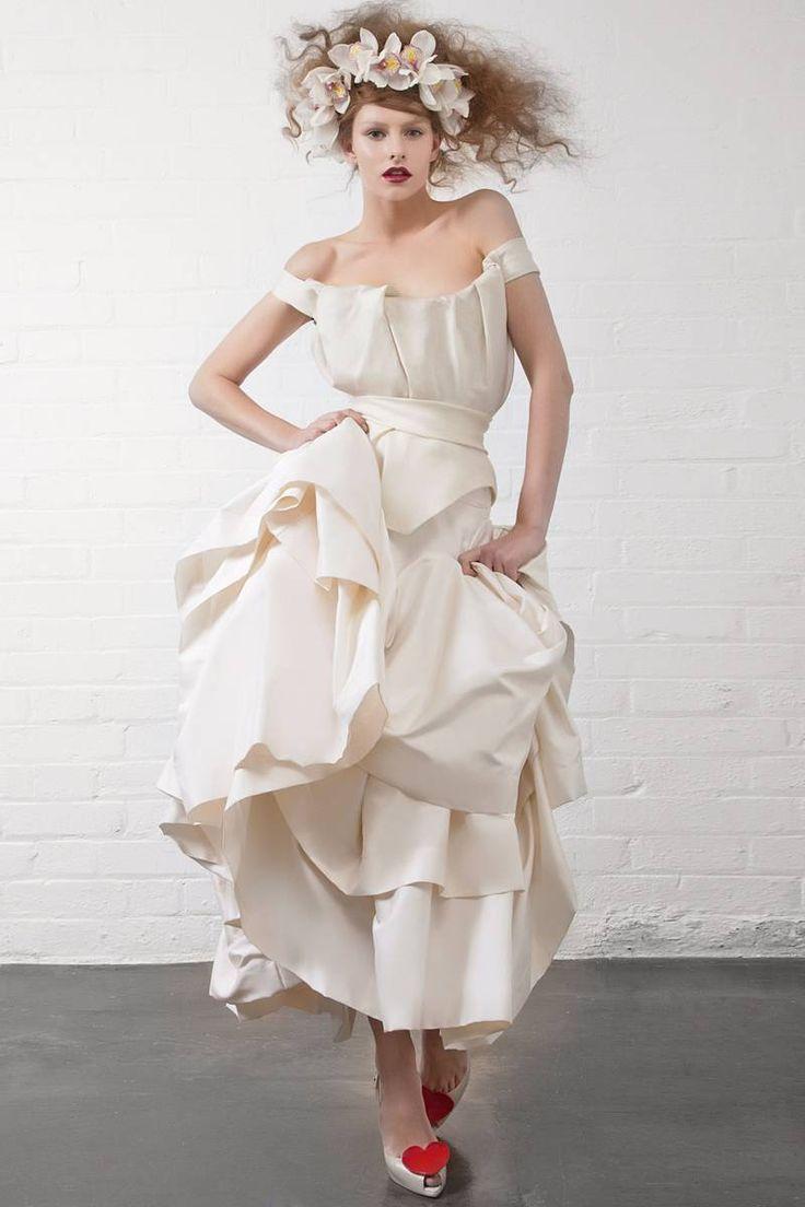 Vivienne Westwood Wedding Dresses 2012