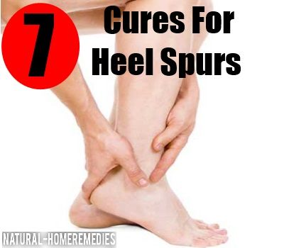 how to stop heel spur pain