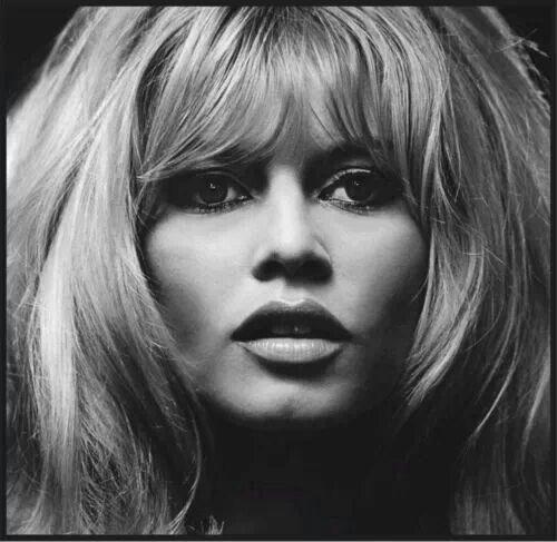 Brigette Bardot - what a beautiful face - www.joolscouture.com