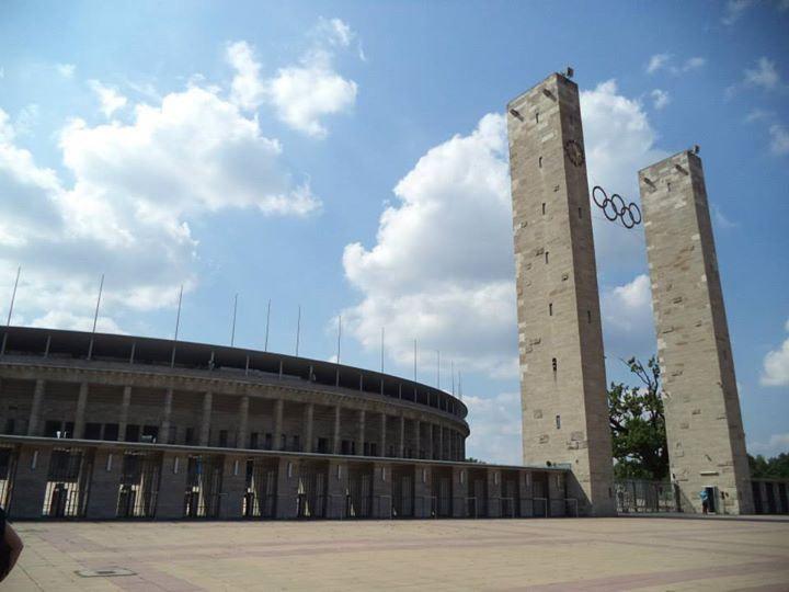 #Berlin #OlympiaStadion #Germany