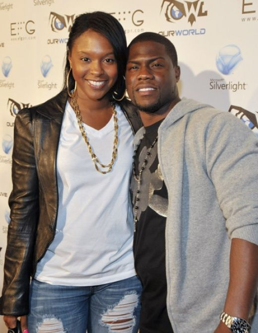 Kevin Hart's Ex-Wife Tries to Assault Comedian's Attorney in Court