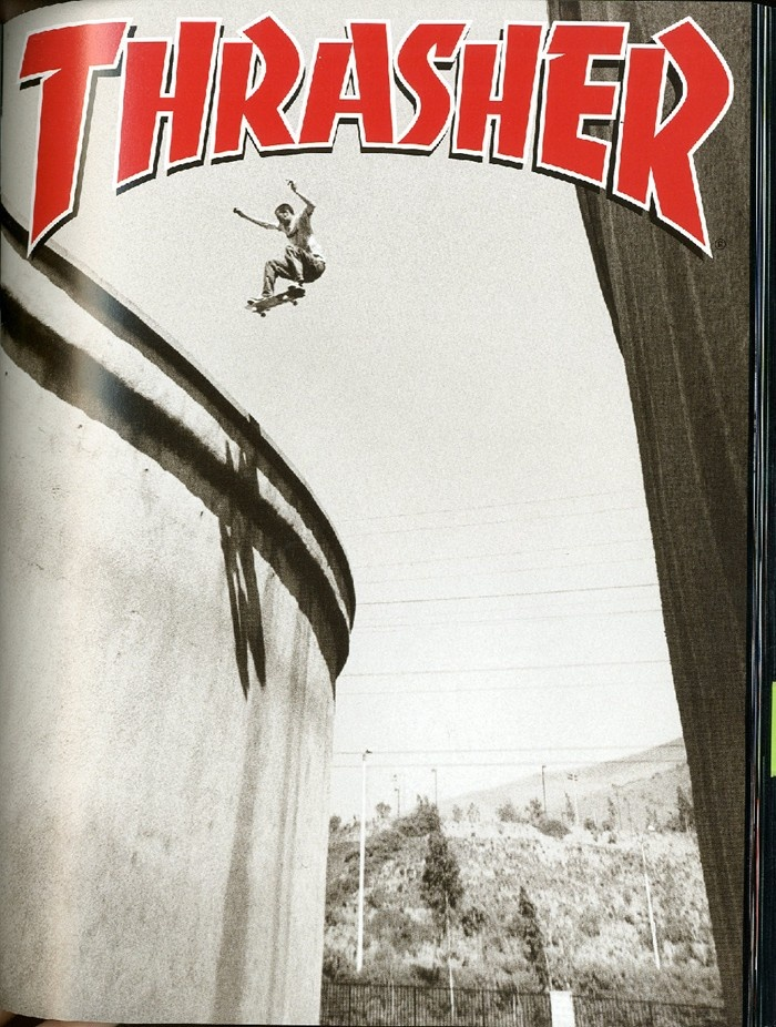 Jake Phelps - Thrasher Magazine