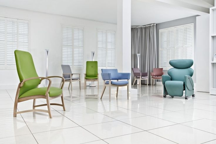 The Knightsbridge Healthcare furniture collection provides stylish, pratical, clean seating options #healthcare #care #hospital #furniture #safe #clean #seating