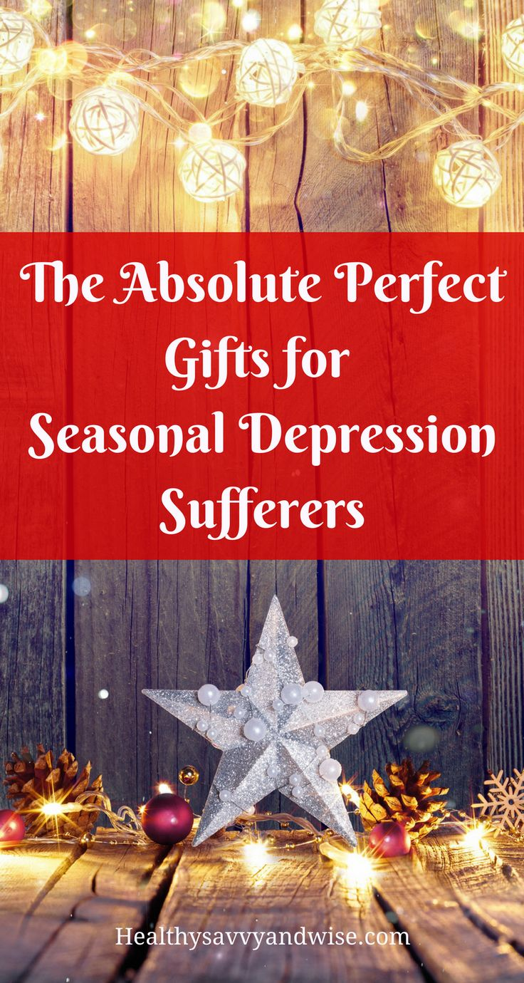 Gifts on a budget for seasonal depression sufferers, gift ideas for loved ones with SAD, holiday gift ideas for people who struggle with winter, perfect holiday gifts for people with depression, gifts for people who are depressed. These are all things I use personally to help me get through wintertime. I love them all! Pin now to save.