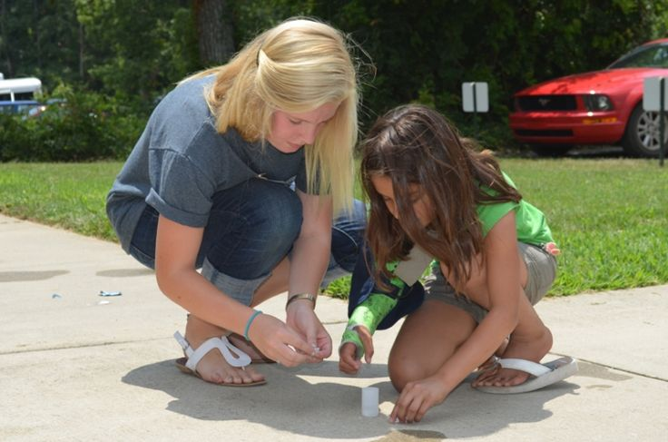Triad teens are encouraged to apply for GSC's Summer Volunteer Program.