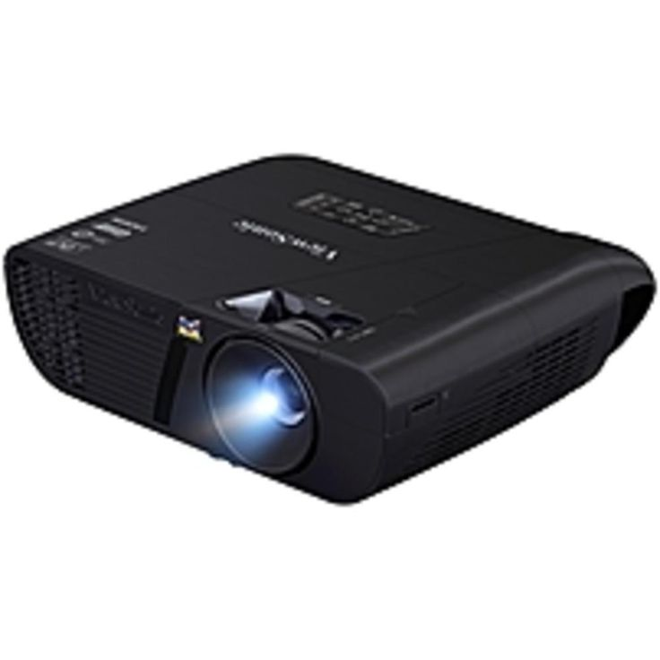 NOB Viewsonic LightStream PJD7326 3D Ready DLP Projector - 4:3 - Front, Ceiling - 240 W - 3500 Hour Normal Mode - 6500 Hour Economy Mode - 1024 x 768 - XGA - 22,000:1 - 4000 lm - HDMI - USB - 350 W