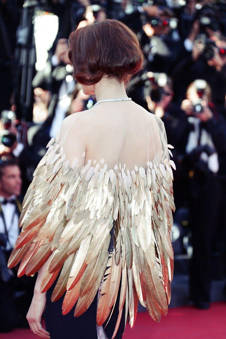 Laetitia Casta robe Dior Cannes 2013