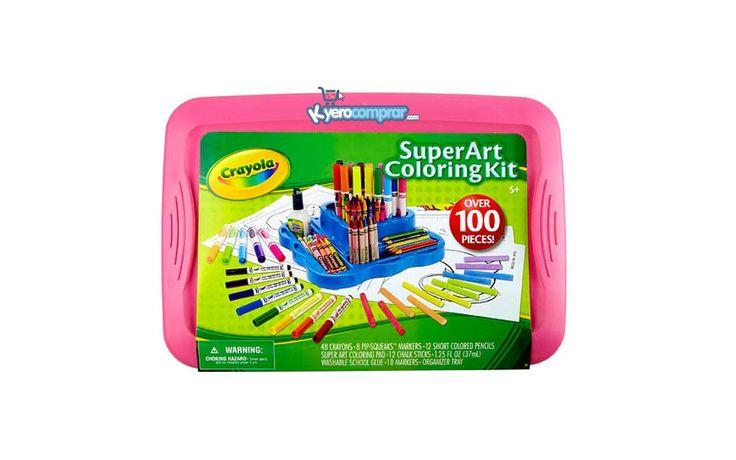 Kit completo para niños con bastante imaginación