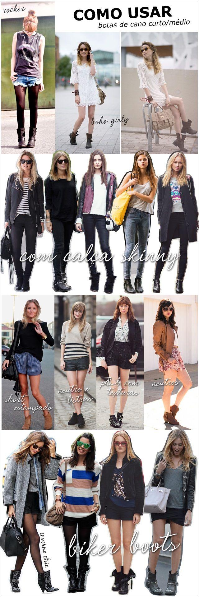 mundo-lolita-looks-como-usar-botas-cano-curto-e-médio