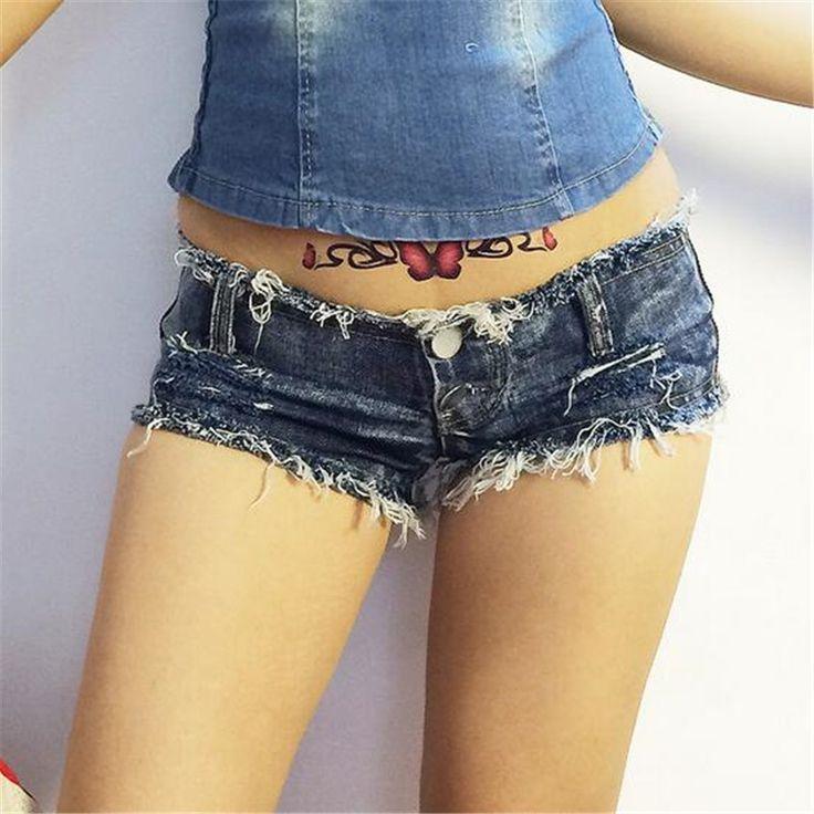 $12.55 (Buy here: https://alitems.com/g/1e8d114494ebda23ff8b16525dc3e8/?i=5&ulp=https%3A%2F%2Fwww.aliexpress.com%2Fitem%2Fdenim-shorts-jeans-denim-shorts-for-women-2016-summer-fashion-new-high-street-sexy-short-jeans%2F32641552511.html ) denim shorts jeans denim shorts for women 2016 summer fashion new high street sexy short jeans nightclub slim micro mini shorts for just $12.55