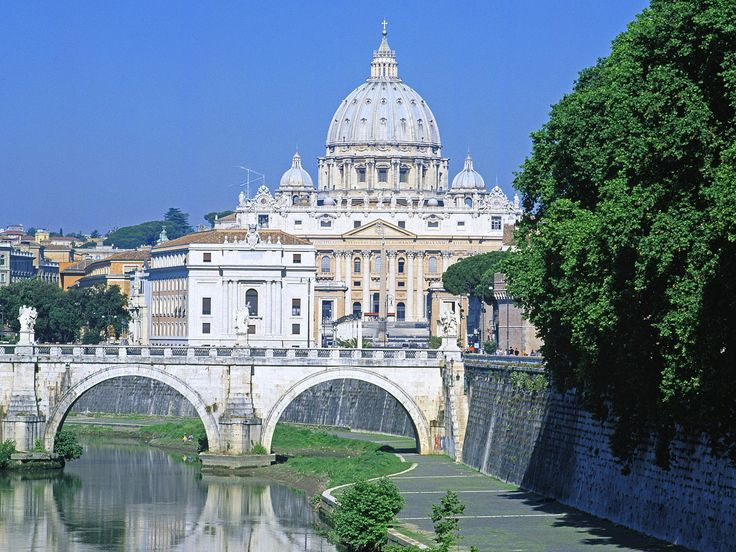 I would love to tour Vatican City and visit the churches