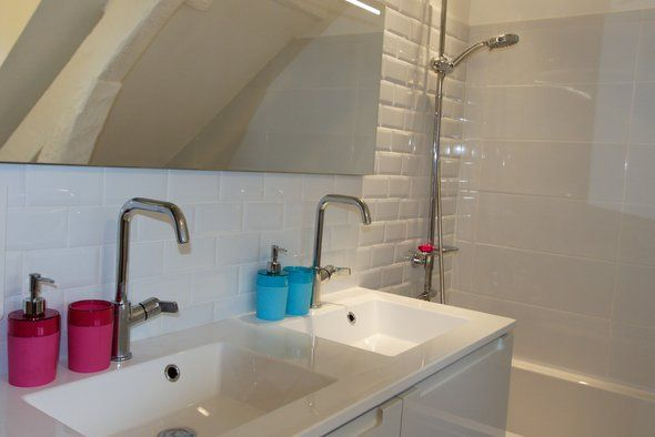 17 best images about d co salle de bain enfants on pinterest turquoise design and blog. Black Bedroom Furniture Sets. Home Design Ideas