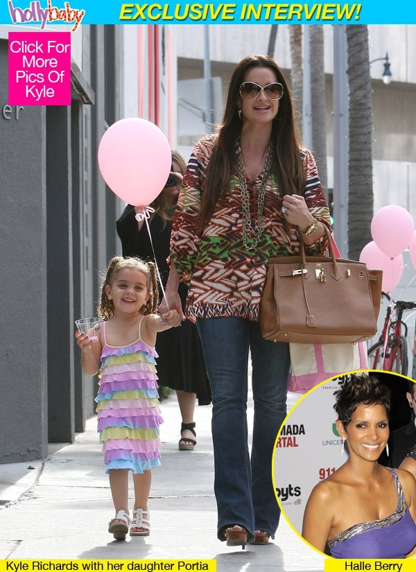 Kyle Richards: love her shirt