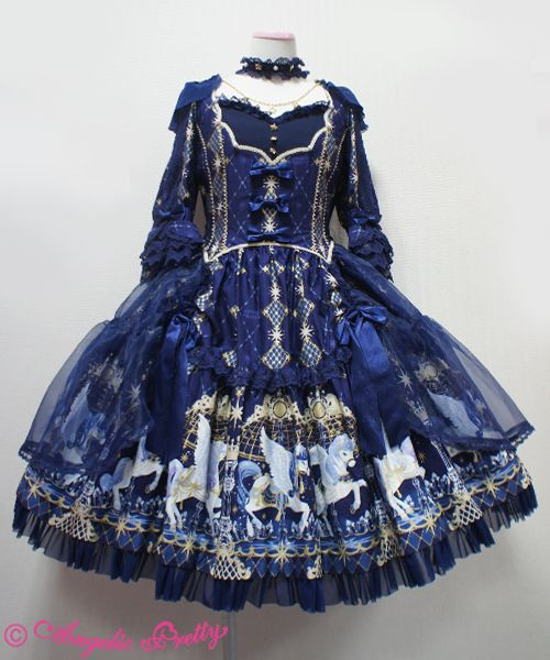 Angelic Pretty | Crystal Dream Carnival OP