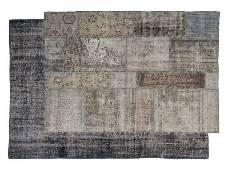 Handmade rectangular rug ONLY YOU Groupie Collection by Sirecom Tappeti
