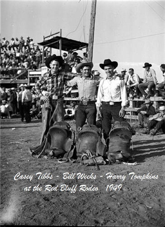 Casey Tibbs | Casey Tibbs, | Real Cowboys
