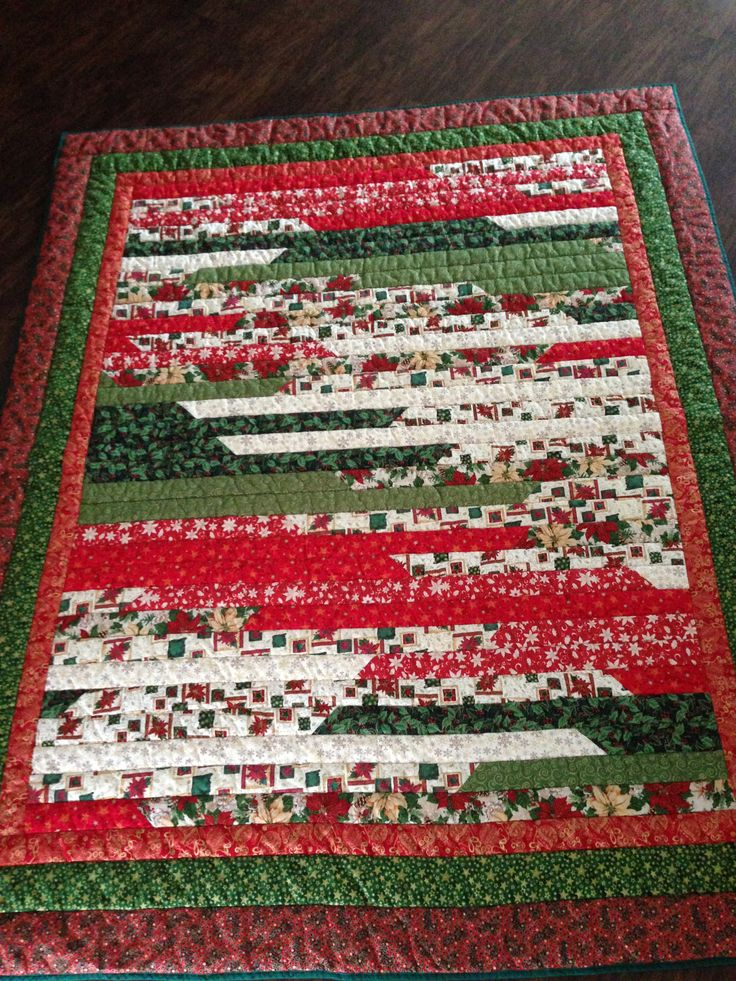 Quilt Pattern Jelly Roll Race : My Jelly Roll Race Quilt Quilts I made Pinterest Quilt, Jelly rolls and Jelly