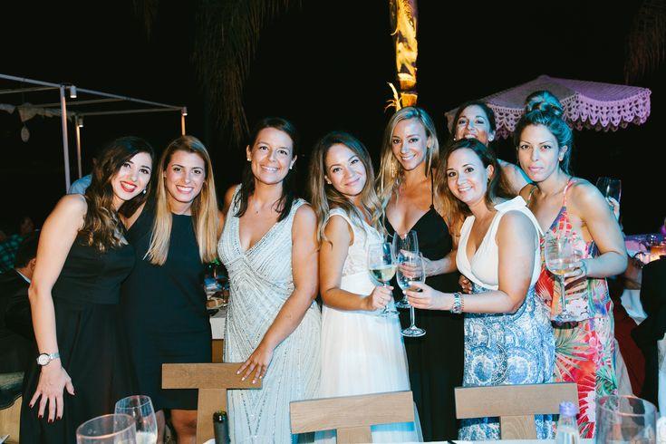 lafete, Syros, Cyclades, wedding, friends beach bar, happy moments