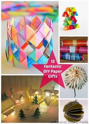 588 best christmas images on pinterest merry christmas christmas 12 fantastic diy paper gifts solutioingenieria Gallery