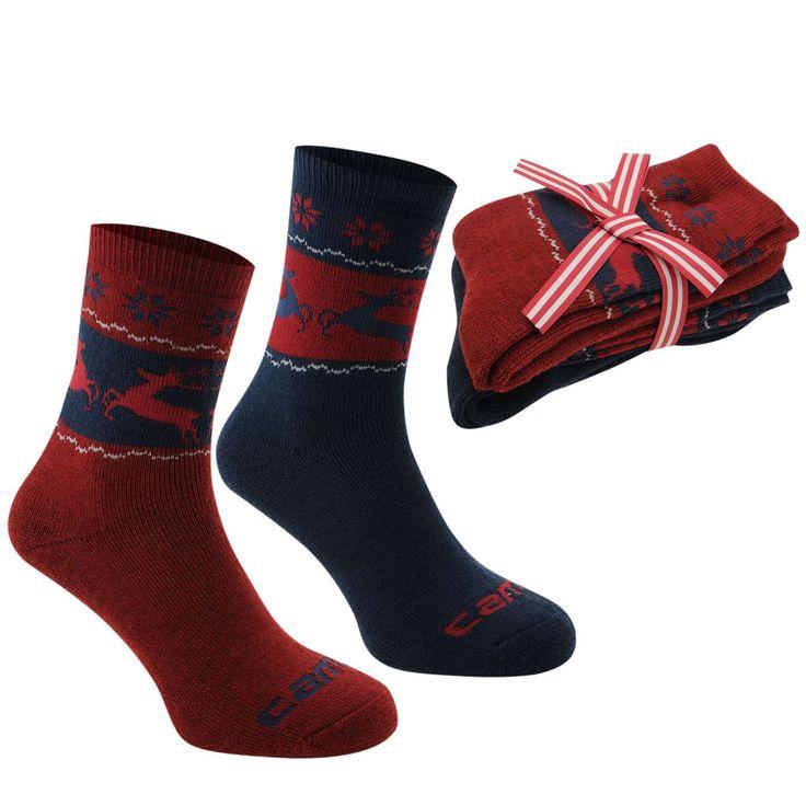 Campri   Campri 2Pk Thermal Socks   Socks