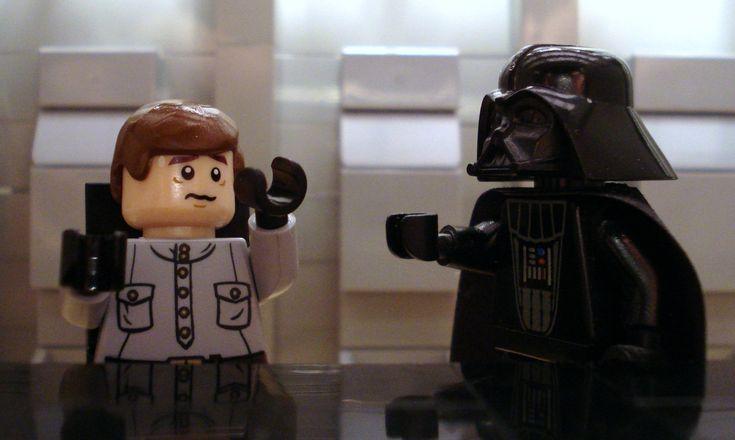 Lego Star Wars by #hoyvinmayvin @hoyvinmayvin