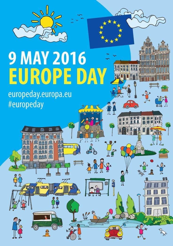 Europe Day 2016 - Festa dell'Europa