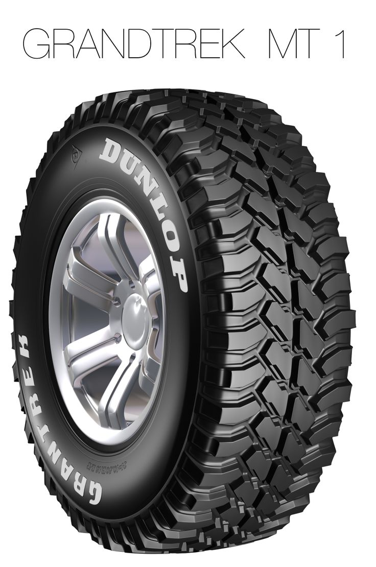 This tyre was developed for 4WD drivers who enjoy serious off-road driving in heavy conditions.