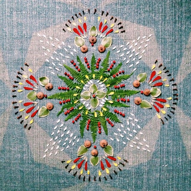 17 best images about mandala on pinterest mandala art alchemy and antiques - Mandala nature ...