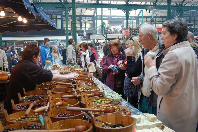 st. georges market belfast - Google Search