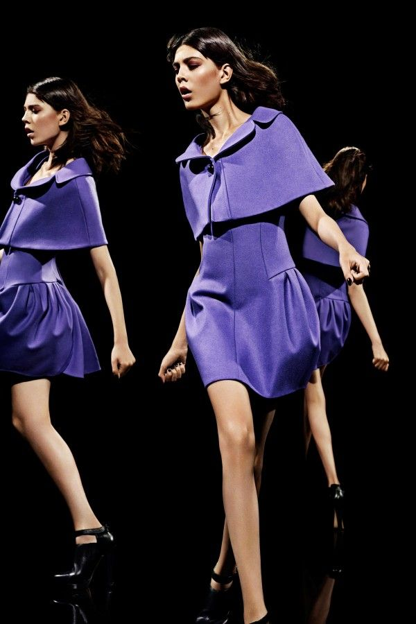 Laura Guidi Autumn/Winter 2012
