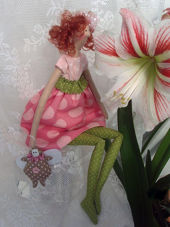 Горошка и жук Бондюэль - зелёный,розовый,жучок,подарок девушке,подарок женщине