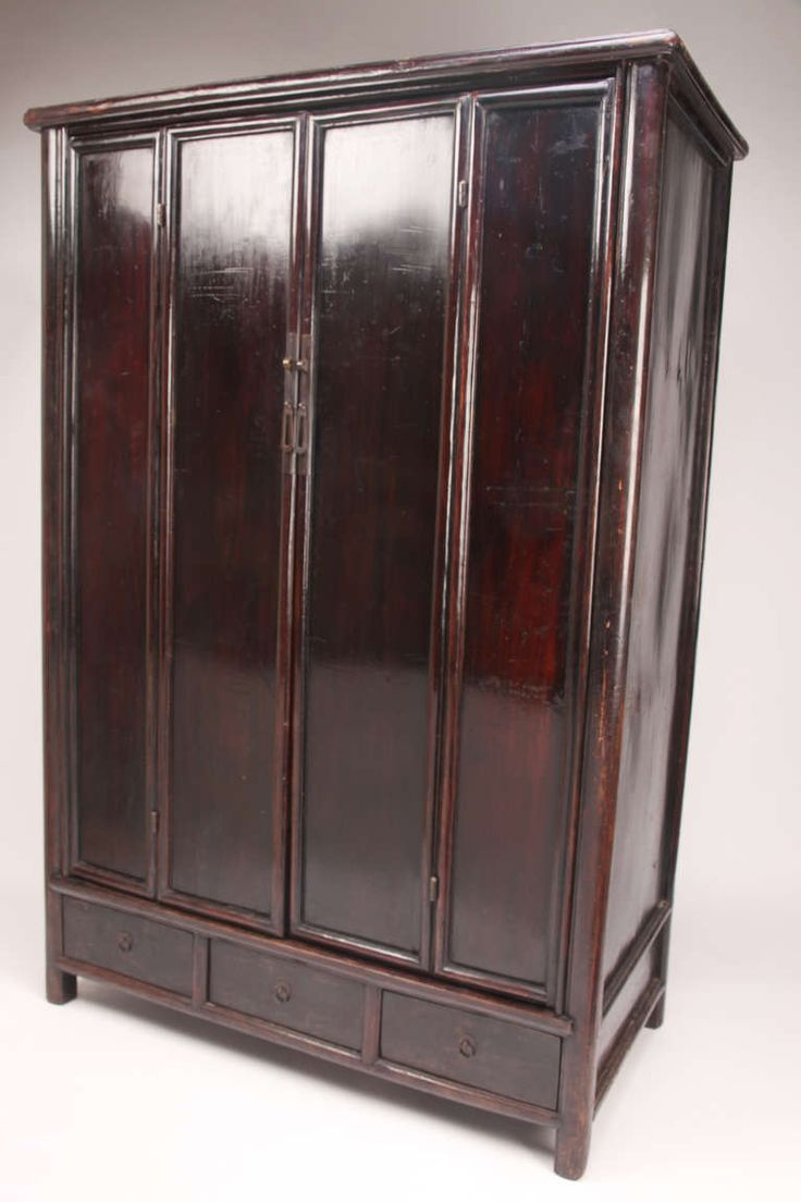 Pair of vintage danish rosewood and brushed steel side cabinets ref - Chinese Scholar S Cabinet