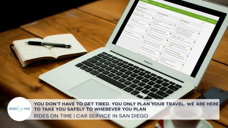 Don't be caught between how do you enjoy and how do you plan to go. You enjoy, we service!  Rides On Time | Airport Transportation www.ridesontime.com