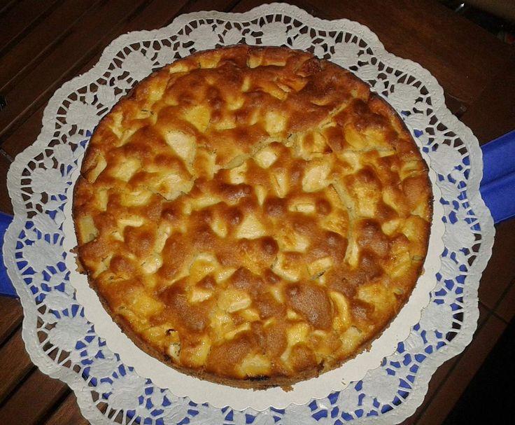 Rezept Apfelkuchen von s-hasi86 - Rezept der Kategorie Backen süß