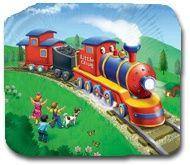 Little Chug Train Party Supplies