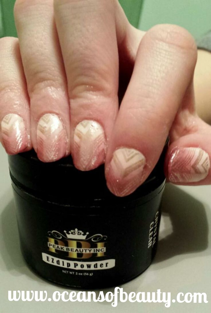 52 best NAIL POWDER MANICURE images on Pinterest | Powder manicure ...