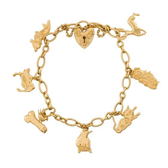 Titti Peggy JEWELRY - Bracelets su YOOX.COM 1y640h3