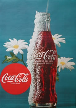 "Coke Ad.....MMMMMMM still love <3  Coca-Cola....""The Pause That Refreshes""..."