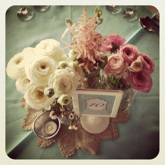 Vintage Table Settings at Yarra Ranges Estate. Winery Wedding | Yarra Valley Wedding | Dandenong Ranges Wedding