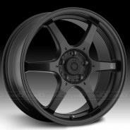 KONIG® - BACKBONE Matte Black with Milled Logo on Spoke