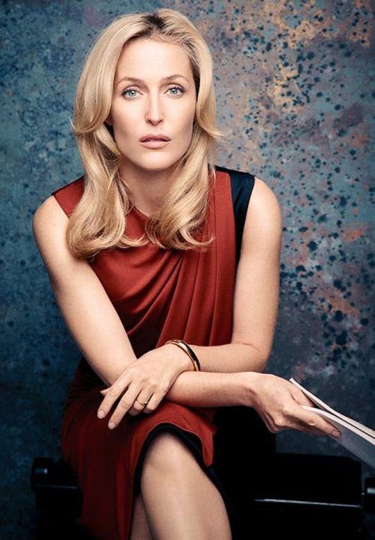 We Love Gillian Anderson